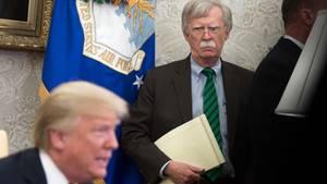 """Sollte nicht Präsident sein"": John Bolton legt gegen Donald Trump nach"