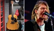 Martins-Gitarre von Kurt Cobain versteigert