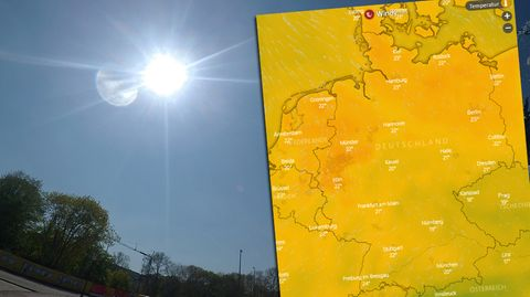 Wetter Deutschland - Hitze