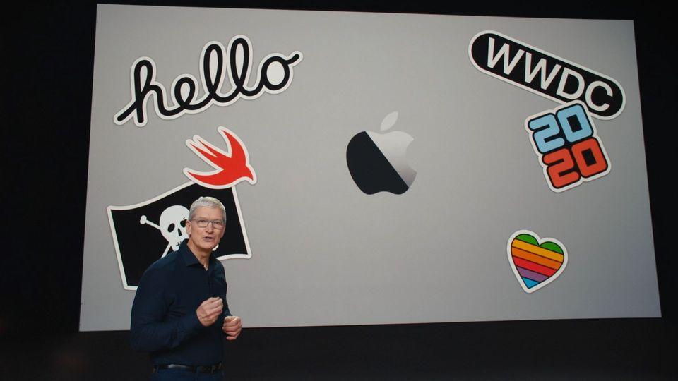 """WWDC 2020: Ein neu gedachtes iPhone und ein """"historischer Tag"""" für den Mac: Das Apple-Event zum Nachlesen"""