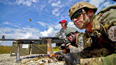 """Abzug der US-Truppen: """"Abrüstung heißt derzeit nur: Retten, was zu retten ist"""", sagt die Grünen-Expertin Katja Keul"""