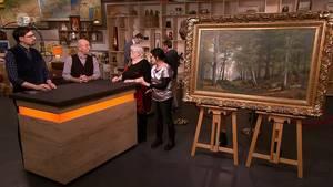 Bares für Rares: Colmar Schulte-Goltz, Horst Lichter und die beiden Verkäuferinnen