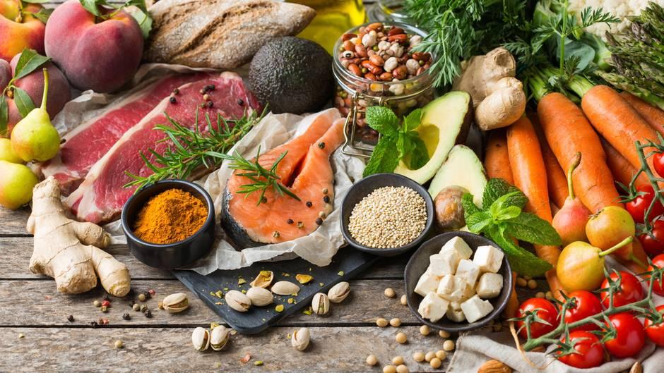 Weiche Ernährung bei Cholezystitis