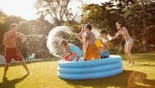 Urlaub zu Hause spart nicht nur Zeit und Kosten, sondern macht auch richtig Spaß