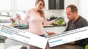 #HaushaltoderSex sorgt für lustige Tweets