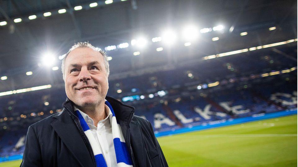 Clemens Tönnies, Aufsichtsratsvorsitzender von Schalke 04