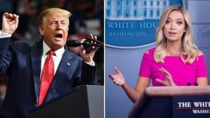 """""""KungFlu"""": Trump-Pressesprecherin verteidigt rassistische Bezeichnung des Coronavirus"""