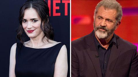 Winona Ryder erhebt Vorwürfe gegen Mel Gibson