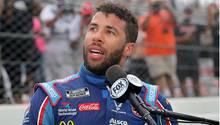 Bubba Wallace, schwarzer Nascar-Fahrer