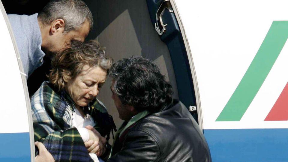Entführungsopfer: Im Irak verschleppte Italienerin - was macht eigentlich Giuliana Sgrena?