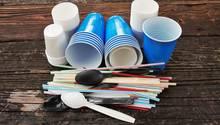 Verbot von Einweg-Plastik kommt 2021