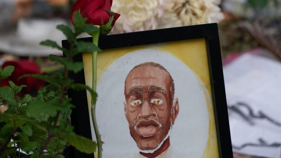 Der gewaltsame Tod von George Floyd Ende Mai hat eine weltweite Welle der Protests ausgelöst