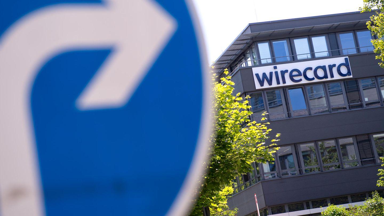 Dieder Firmenzentrale von Wirecard im bayerischenAschheim