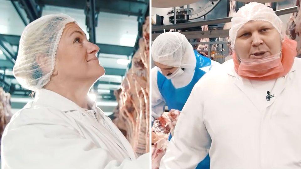 Tönnies-Werbevideo aus April zeigt mangelnde Hygienemaßnahmen