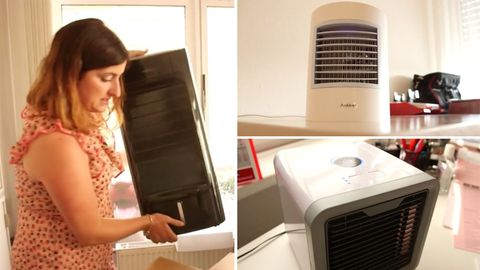 Luftkühler: Was taugt die Alternative zu Klimaanlagen?