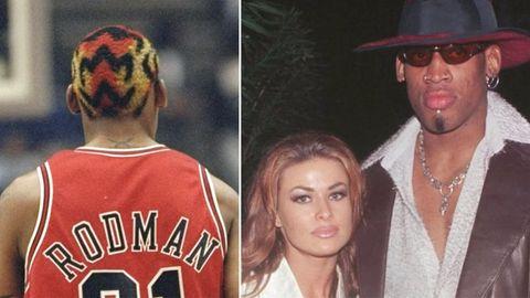 """Dennis Rodman: Was wurde aus dem """"Enfant Terrible"""" des Basketballs?"""