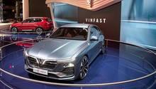 Vinfast Lux A 2.0 - auf Plattform des alten BMW 5ers