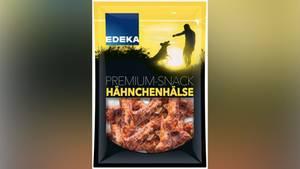 Rückrufe und Produktwarnungen – Edeka ruft Hundefutter zurück