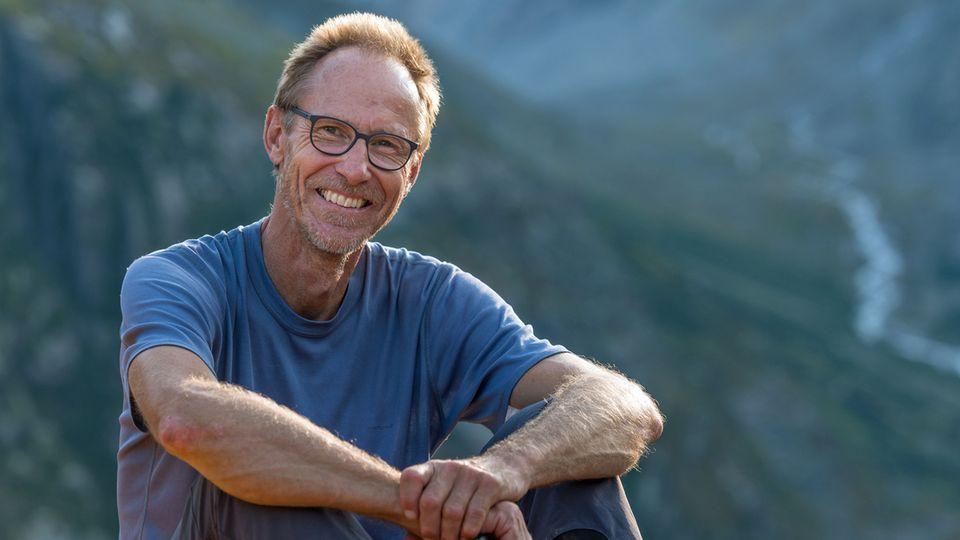 Ralf Gantzhorn, Jahrgang 1964, war einer der profiliertesten Bergfotografen Deutschlands