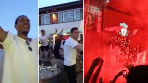 FC Liverpool: In diesem Moment erfahren Klopps Spieler, dass sie Meister sind