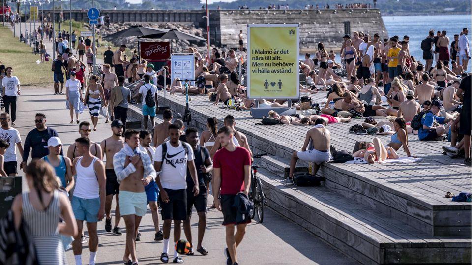 Corona-Pandemie: Schwedens Sonderweg: Chef-Epidemiologe Tegnell zeigt Einsicht. Oder doch nicht?