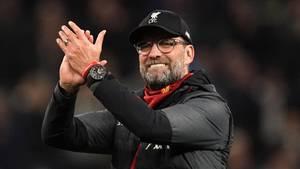 Jürgen Klopp hat dem FC Liverpool die erste Meisterschaft seit 30 Jahren gebracht