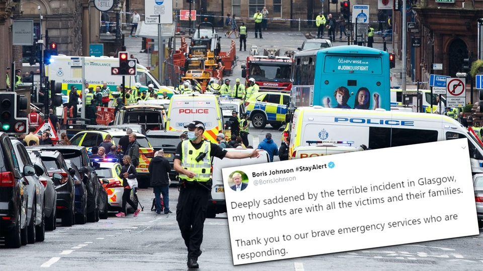 """Glasgow:  Zwei Tote bei Messerangriff in Hotel – """"Fürchterlicher Zwischenfall"""""""