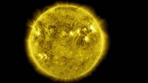Nasa zeigt spektakulären Sonnen-Zeitraffer
