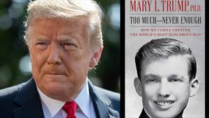 Donald Trump Buch