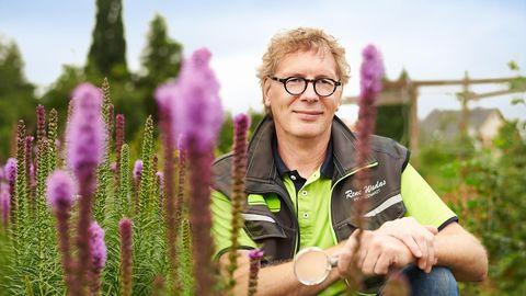 Der Bestseller-Autor und Pflanzenarzt René Wadas rät zu mehr Gelassenheit und weniger Gift im Garten