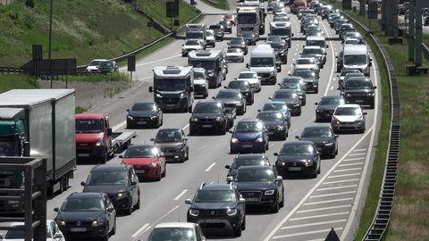 Die Corona-Pandemie animiert viele Deutsche ihre Urlaubsreisen mit dem Auto anzutreten