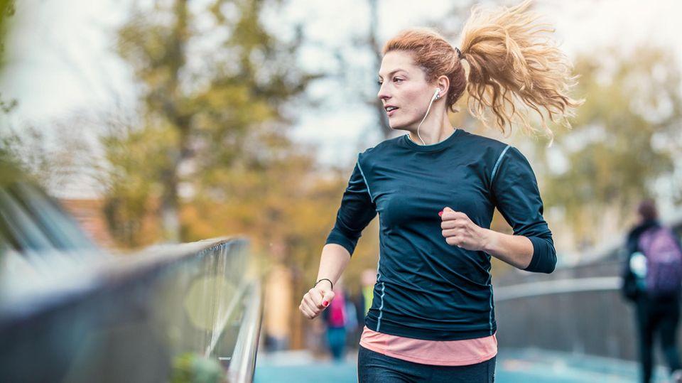Laufen: Warum man es beim Training nicht übertreiben sollte – und wie es richtig geht