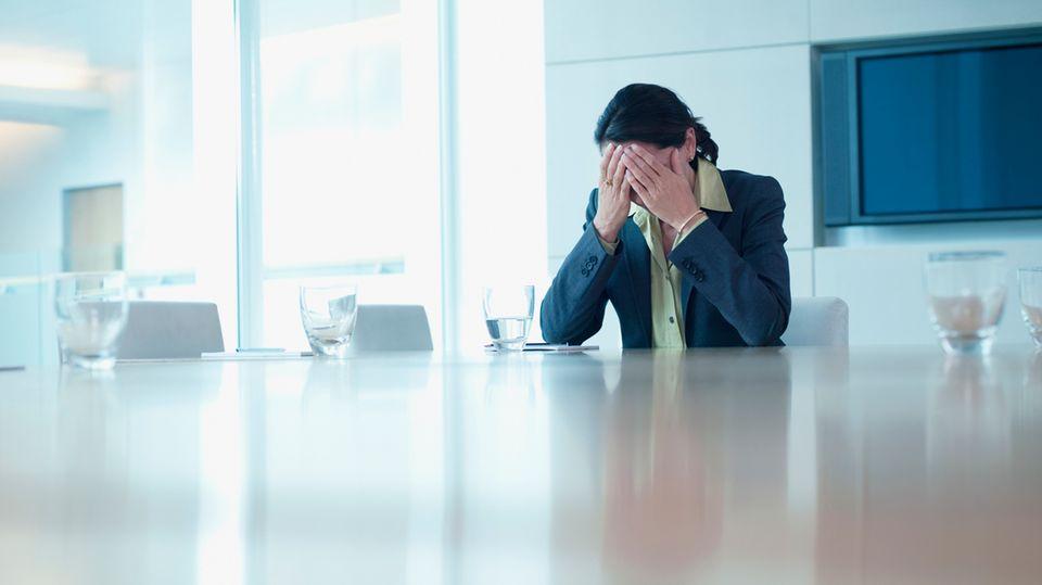 Psychische Erkrankung: Mein Chef macht mich krank! Wie Betroffene den täglichen Albtraum im Job erleben