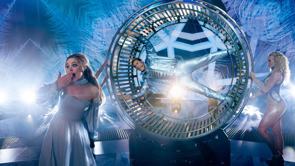 Eurovision: The Story of Fire Saga, Will Ferrell und Rachel McAdams