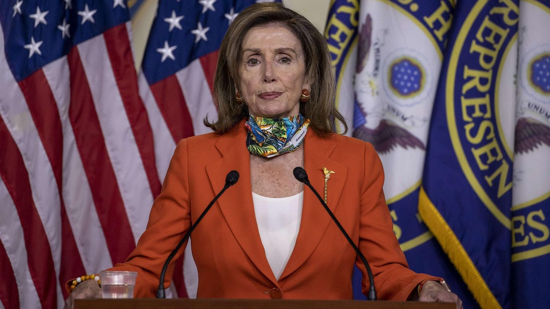 Die demokratische Sprecherin des Repräsentantenhauses, NancyPelosi