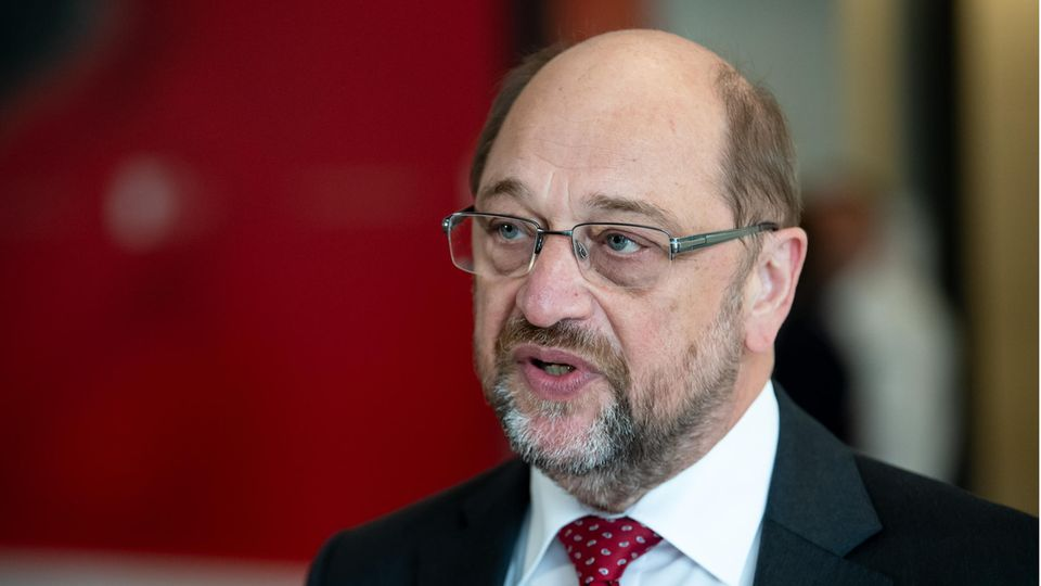 Martin Schulz (SPD), Bundestagsabgeordneter und früherer Parteivorsitzender der SPD