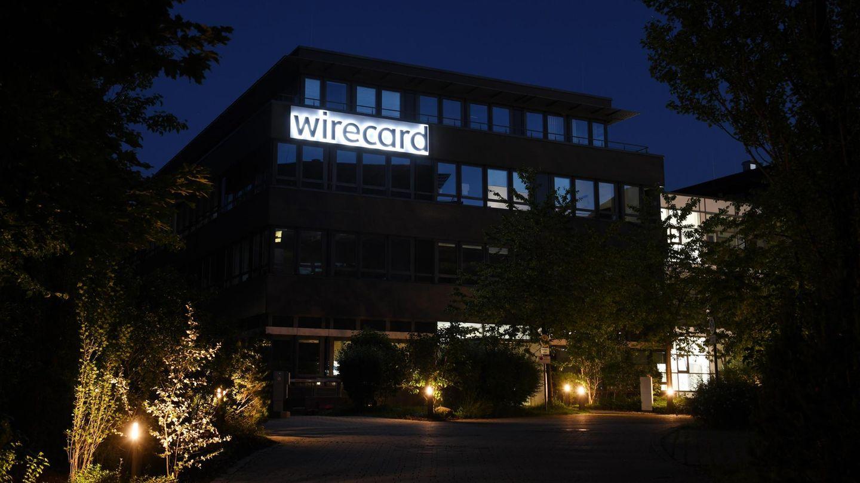 Die Firmenzentrale von Wirecard