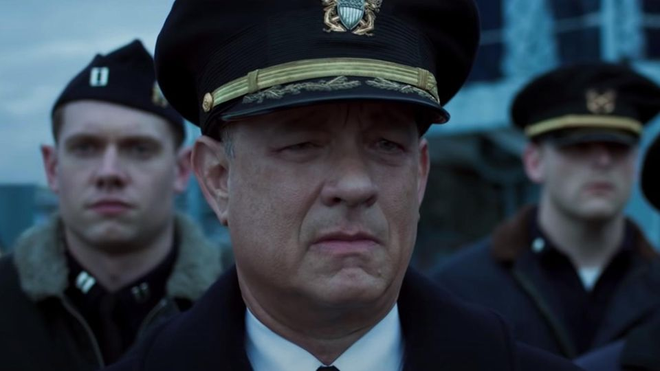 "Trailer: ""Greyhound"" –  Kriegsdrama mit Tom Hanks startet am 10. Juli"