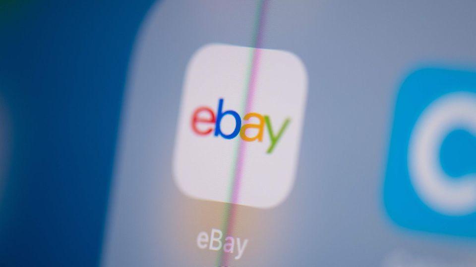 Ebay-Logo als Symbolfoto