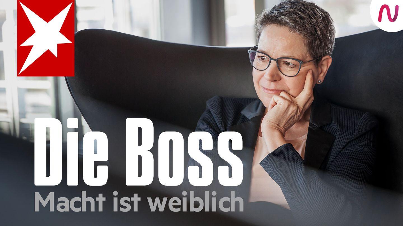 """""""Die Boss – Macht ist weiblich"""": Treffen sich zwei Spitzenfrauen..."""