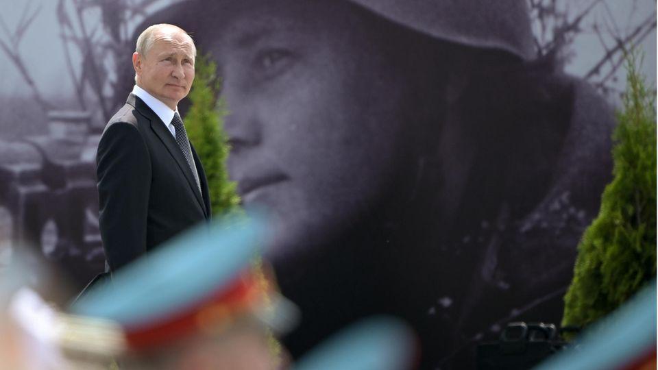 Wladimir Putin ändert die russische Verfassung ganz nach eigenemGeschmack.