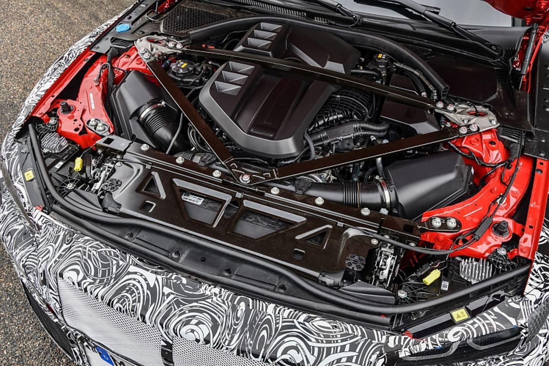 Der V6-Biturbo ist in zwei Leistungsstufen erhältlich: 580 PS und 610 PS