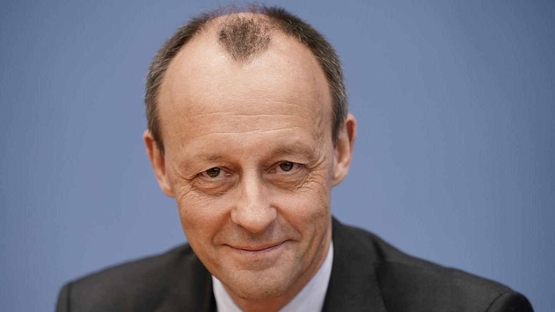 Friedrich Merz im Portrait