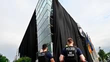 Anti-Kohle-Protest von Greenpeace auf CDU-Zentrale