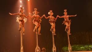 Cirque du Soleil: Weltberühmter Artisten-Zirkus muss Insolvenz beantragen