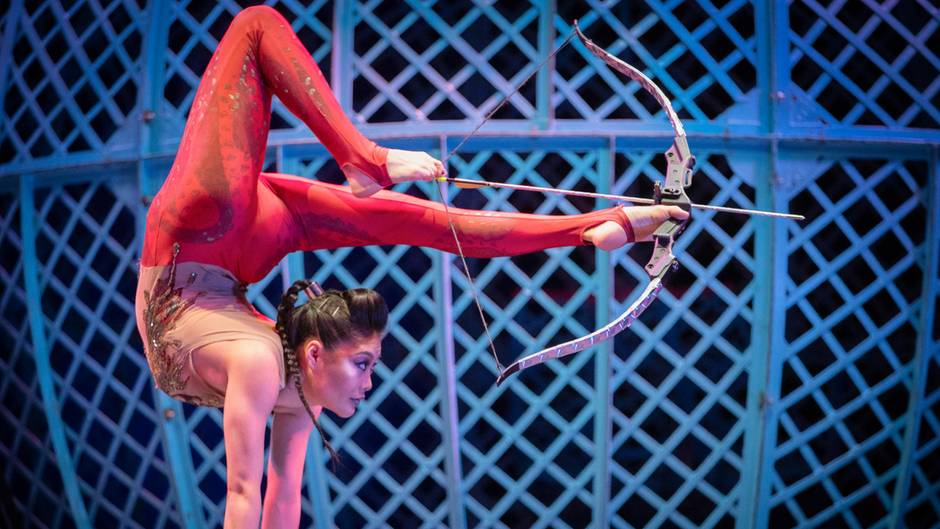 Corona-Pandemie: Weltberühmter Cirque du Soleil muss Insolvenz anmelden