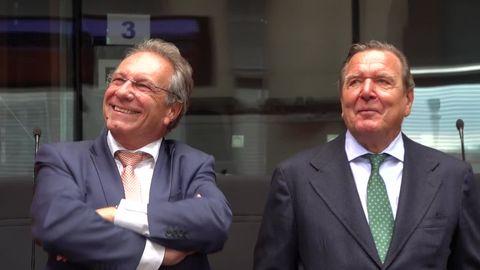 Gerhard Schröder: Der Außenkanzler