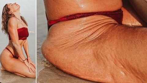 Bodyshaming auf Instagram: Sie hat Kurven, er ein Sixpack: Dass dieses Paar für Aufregung sorgt, ist absurd