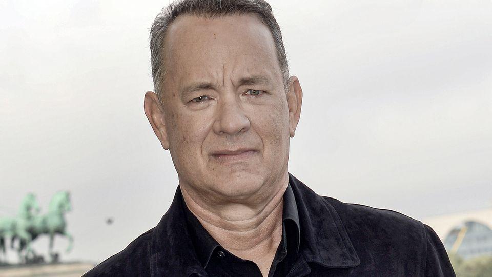 Tom Hanks ärgert sich über Maskengegner (Archivfoto 2016)