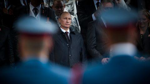 Verfassungsänderung in Russland tritt in Kraft – und stärkt Wladimir Putin